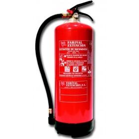 Extintor ABC 9 Kg