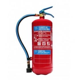 Extintor de água ABF 6Litros